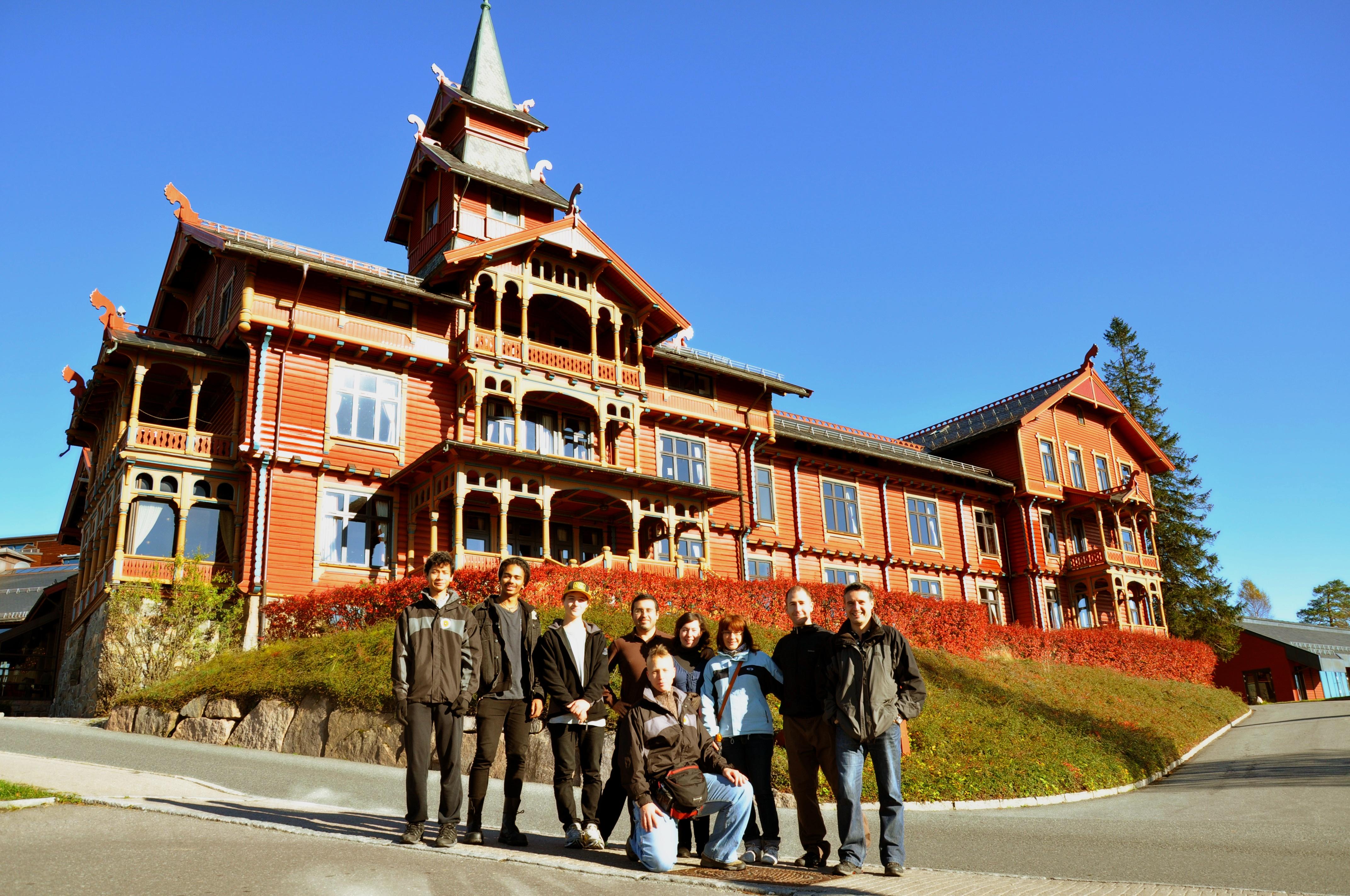 Oslo Wushu Open 2012