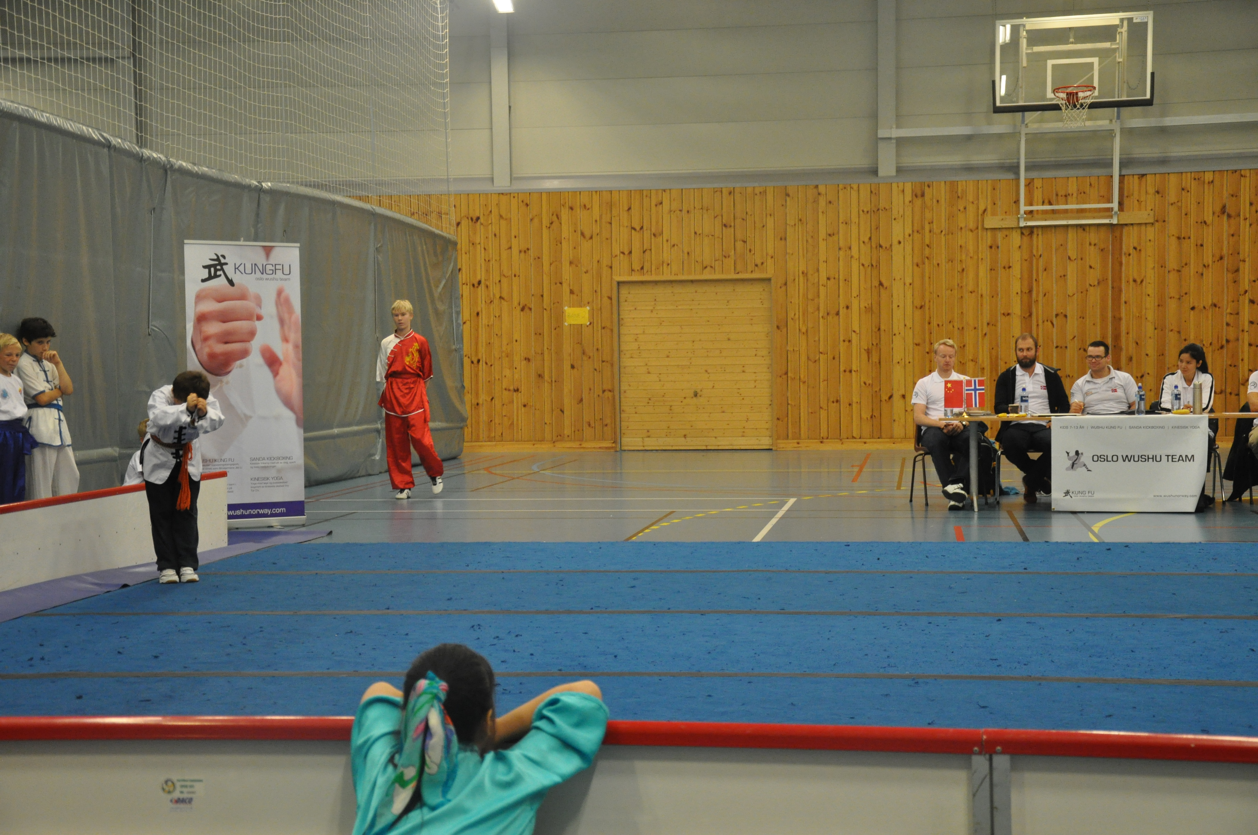 Oslo Wushu Open 2013