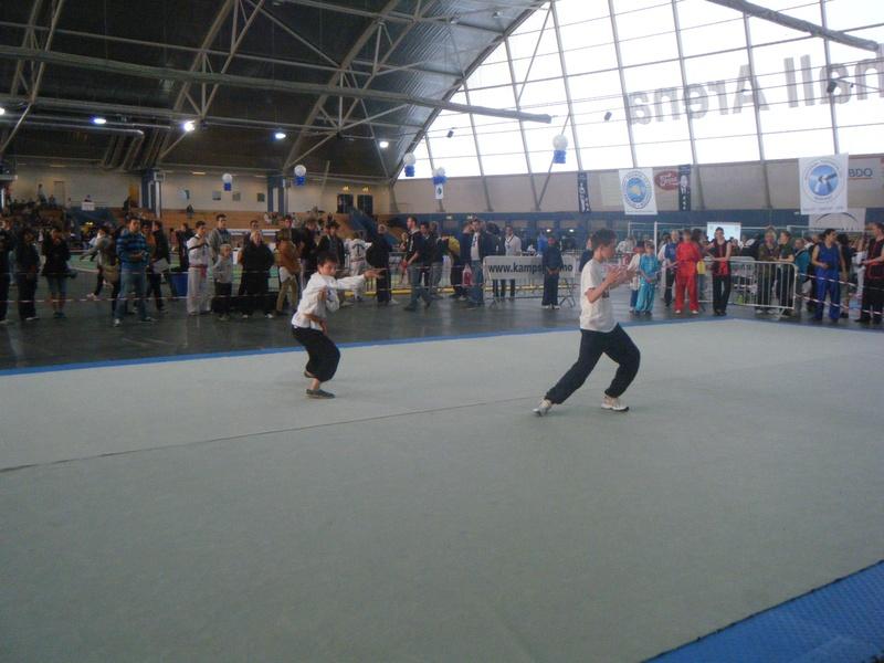 Oslo Wushu Open 2011